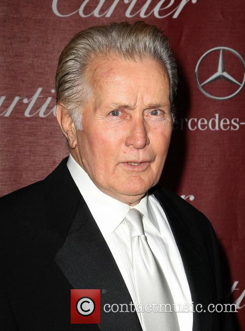 Martin Sheen and Palm Springs International Film Festival Awards Gala 5