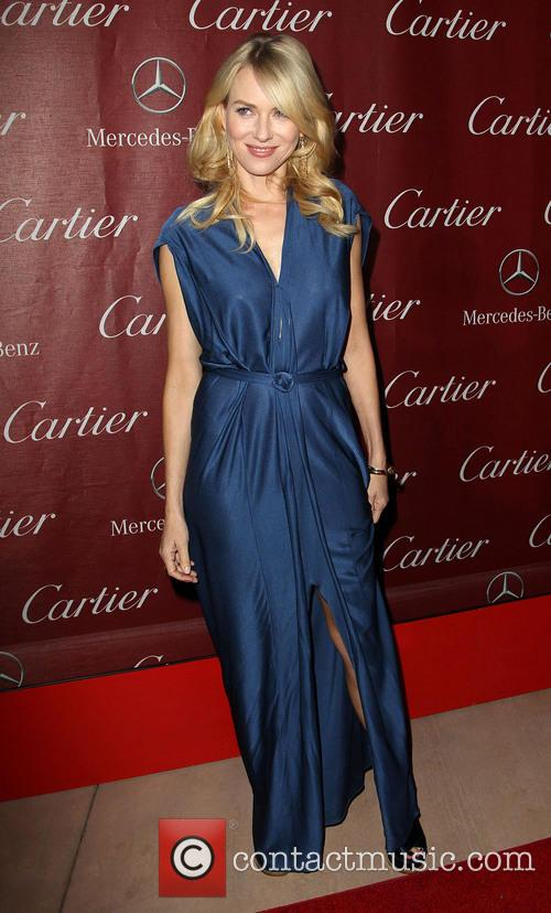 Naomi Watts and Palm Springs International Film Festival Awards Gala 11