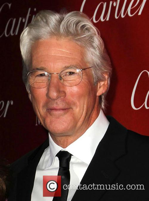 Richard Gere and Palm Springs International Film Festival Awards Gala 1