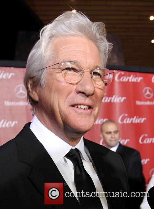 Richard Gere and Palm Springs International Film Festival Awards Gala 4