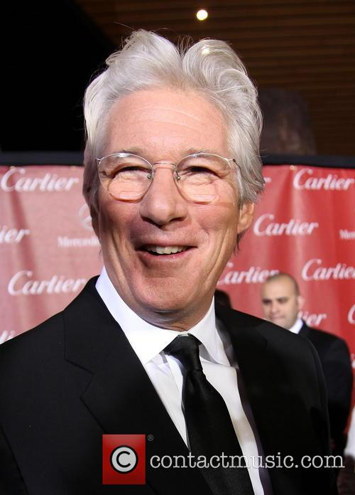 Richard Gere and Palm Springs International Film Festival Awards Gala 5
