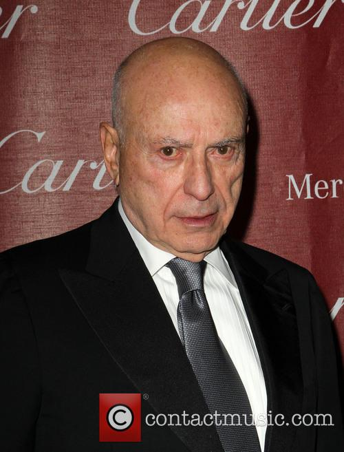 Alan Arkin and Palm Springs International Film Festival Awards Gala 2