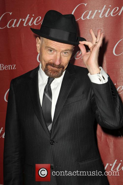 Bryan Cranston and Palm Springs International Film Festival Awards Gala 3