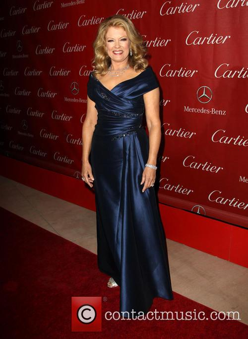 Mary Hart and Palm Springs International Film Festival Awards Gala 2