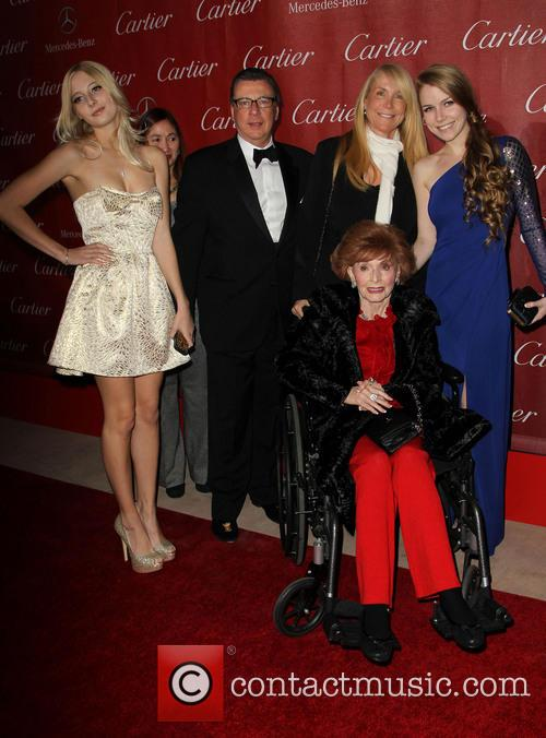 Patricia Barry and Family 24th Annual Palm Springs...