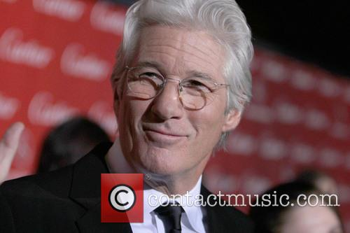 Richard Gere and Palm Springs International Film Festival Awards Gala 2