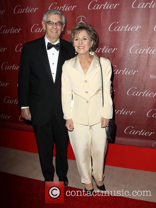 Senator Barbara Boxer and Husband Stewart Boxer 24th...