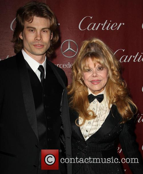 Shel Rasten, Charo and Palm Springs International Film Festival Awards Gala