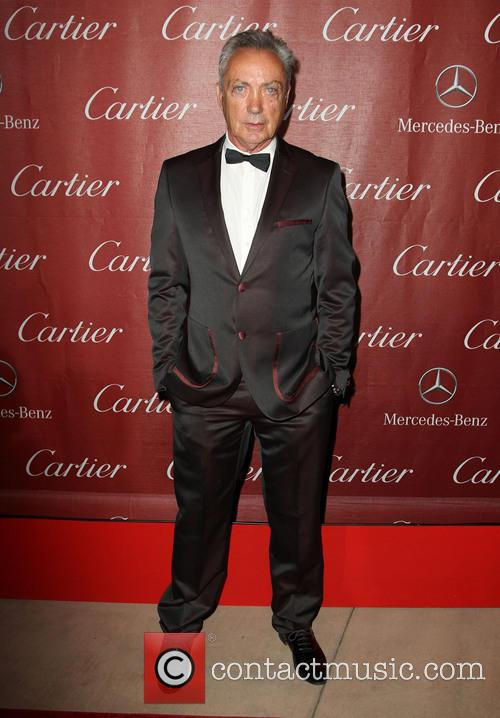 Udo Kier and Palm Springs International Film Festival Awards Gala 2