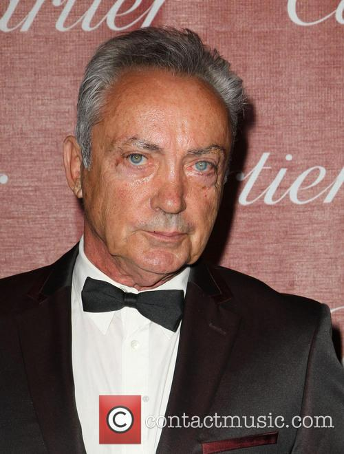 Udo Kier and Palm Springs International Film Festival Awards Gala 1