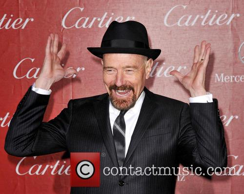 Bryan Cranston and Palm Springs International Film Festival Awards Gala 5