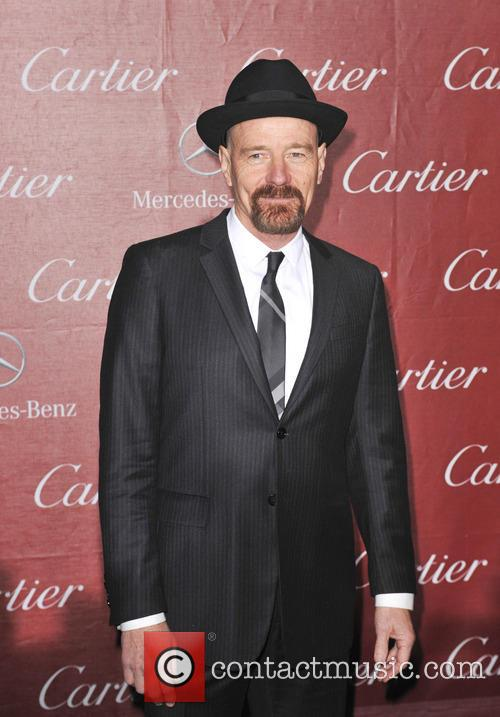 Bryan Cranston and Palm Springs International Film Festival Awards Gala 4