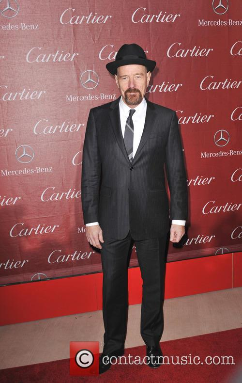 Bryan Cranston and Palm Springs International Film Festival Awards Gala 1