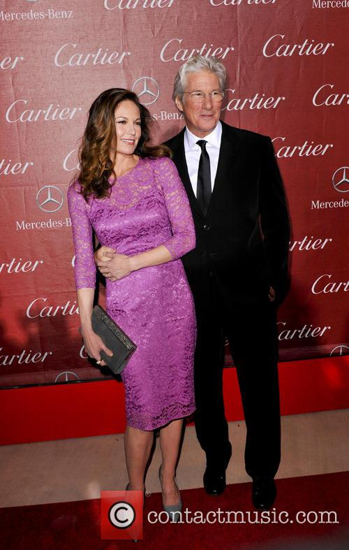 Diane Lane, Richard Gere and Palm Springs International Film Festival Awards Gala 1