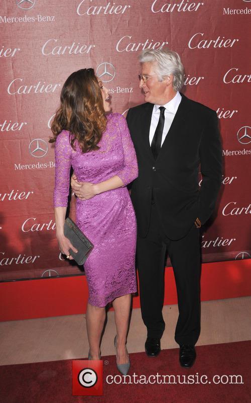 Diane Lane, Richard Gere and Palm Springs International Film Festival Awards Gala 3
