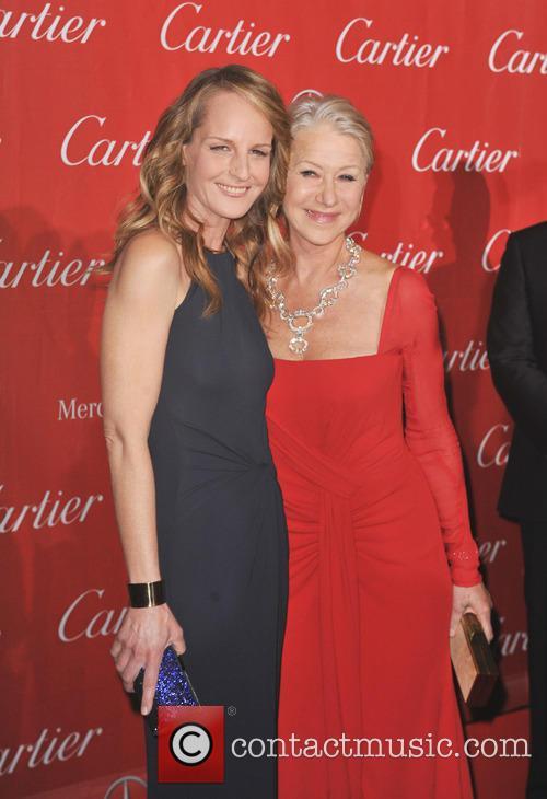 Helen Mirren, Helen Hunt and Palm Springs International Film Festival Awards Gala 2