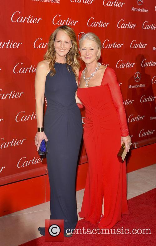 Helen Hunt, Helen Mirren, Palm Springs International Film Festival Awards Gala