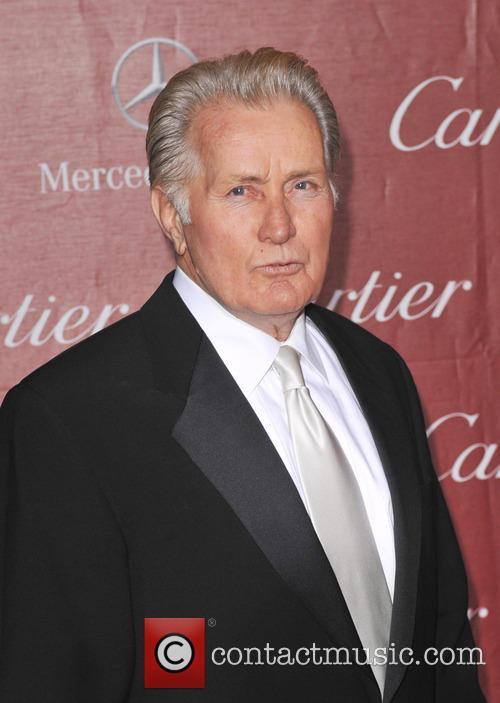 Martin Sheen and Palm Springs International Film Festival Awards Gala 11