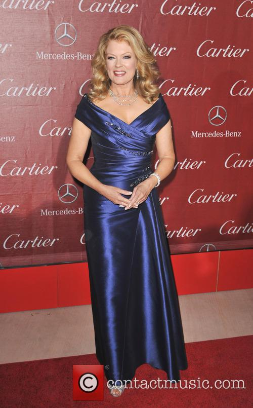 Mary Hart and Palm Springs International Film Festival Awards Gala 1