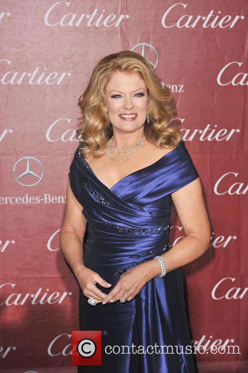 Mary Hart and Palm Springs International Film Festival Awards Gala 3