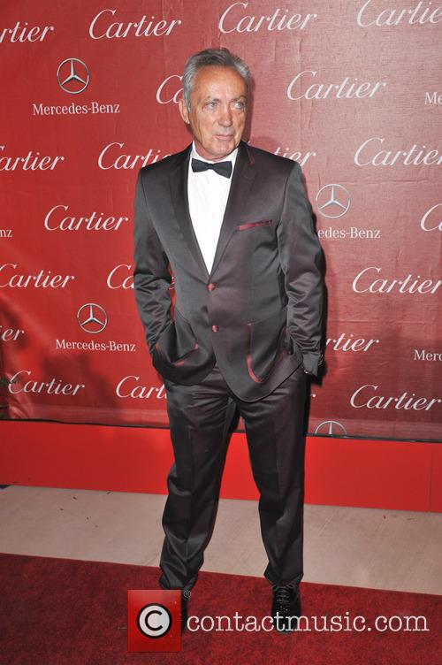 Udo Kier and Palm Springs International Film Festival Awards Gala 3