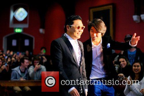 South Korean, Psy, Park Jae-sang, Gangnam Style, East Asian and Oxford Union 5
