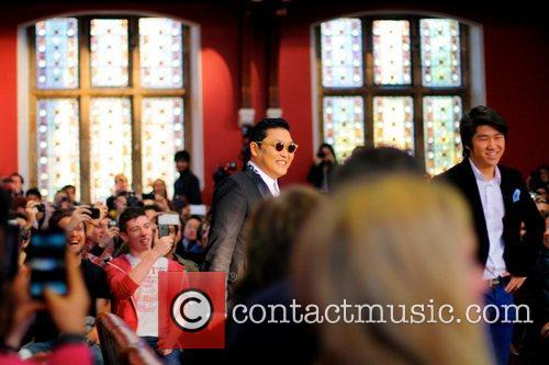 South Korean, Psy, Park Jae-sang, Gangnam Style, East Asian and Oxford Union 8