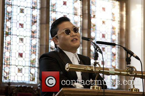 South Korean, Psy, Park Jae-sang, Gangnam Style, East Asian and Oxford Union 1