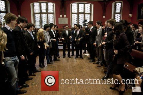 South Korean, Psy, Park Jae-sang, Gangnam Style, East Asian and Oxford Union 3
