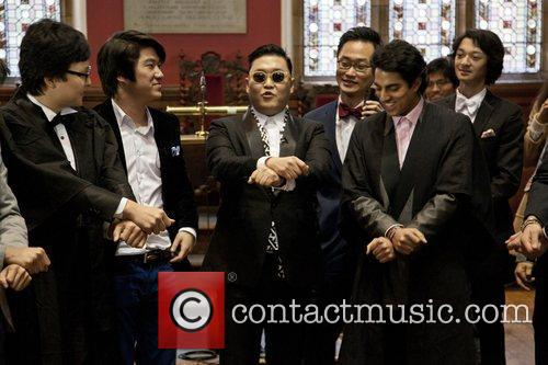 South Korean, Psy, Park Jae-sang, Gangnam Style, East Asian and Oxford Union 4