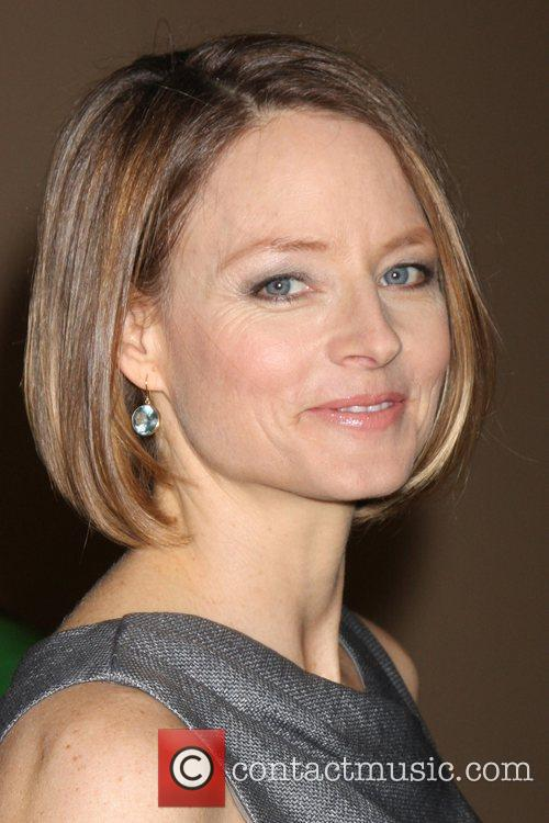 Jodie Foster and Beverly Hilton Hotel 3