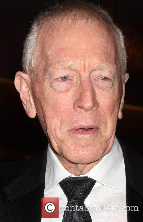 Max Von Sydow and Beverly Hilton Hotel 3
