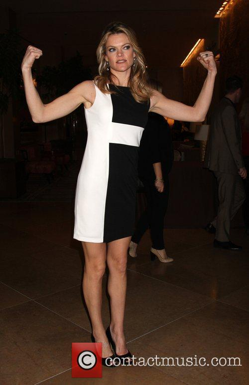 Missi Pyle and Beverly Hilton Hotel 2