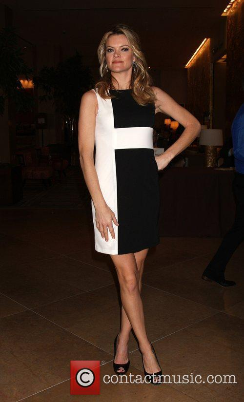 Missi Pyle and Beverly Hilton Hotel 1