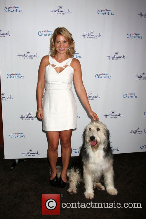 The Hallmark Channel 'Puppy Love' private reception at...