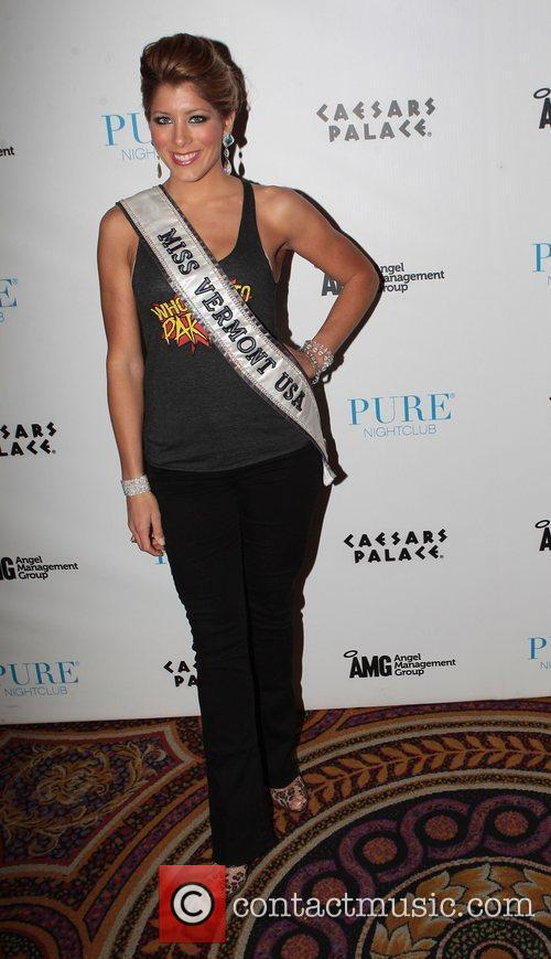 Miss Vermont USA,  at Pure Nightclub inside...