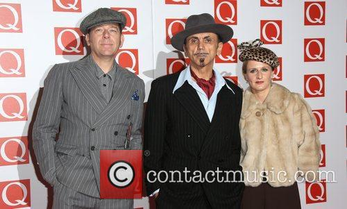 Pete Williams, Kevin Rowland, Helen O'hara and Dexys Midnight Runners 2