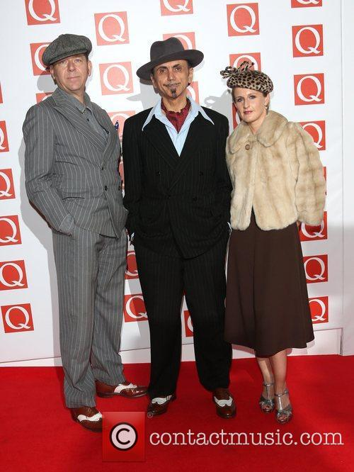 Pete Williams, Kevin Rowland, Helen O'hara and Dexys Midnight Runners 3