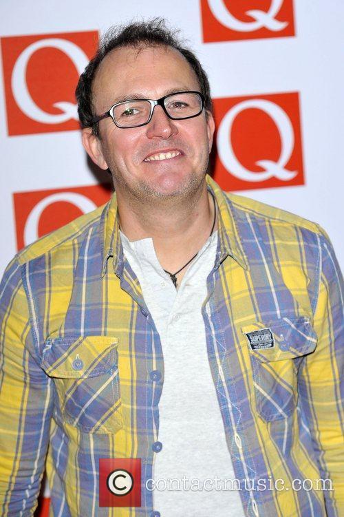 Brendan Burns  The Q Awards held at...