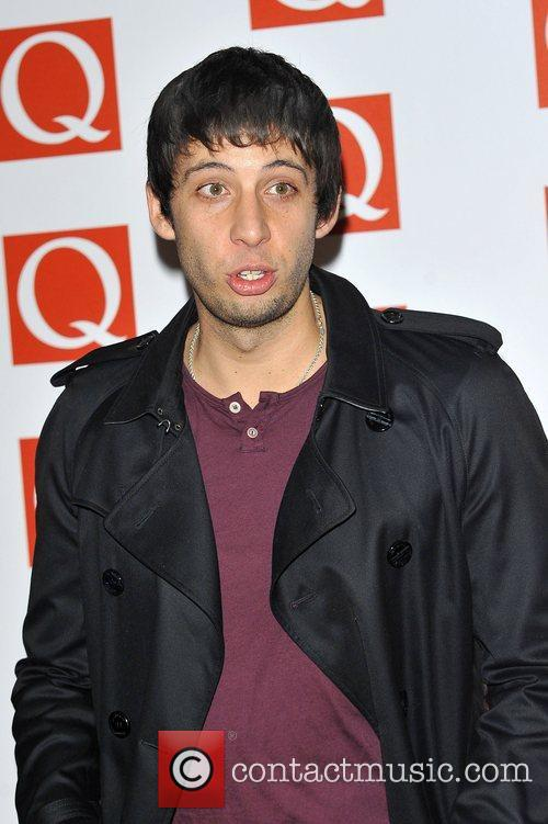 Example The Q Awards held at the Grosvenor...