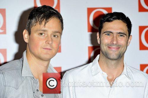 Keane The Q Awards held at the Grosvenor...