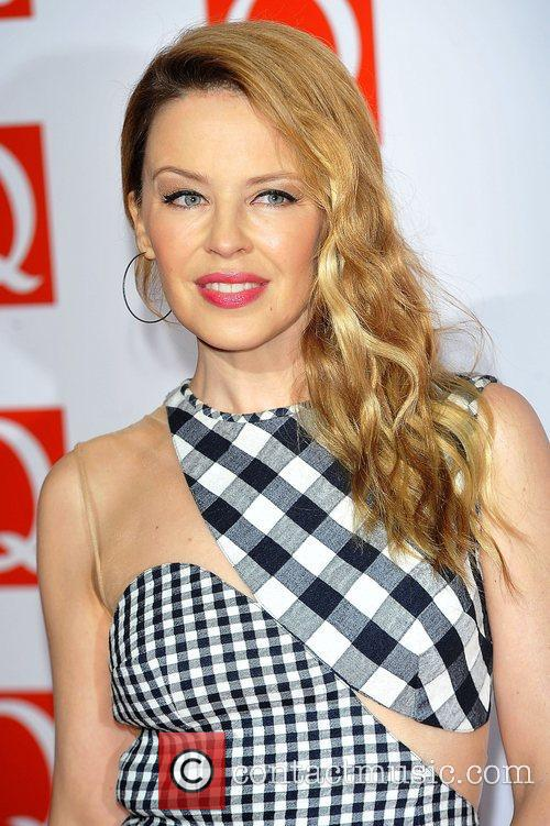Kylie Minogue and Grosvenor House 1
