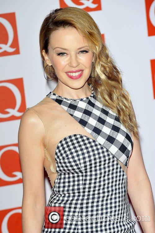 Kylie Minogue and Grosvenor House 2