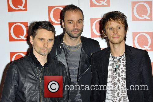 muse the q awards held at the 4138781
