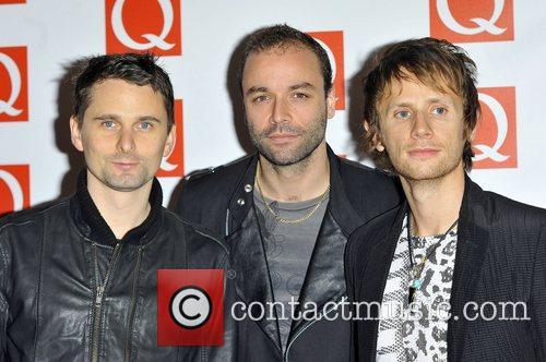 Muse The Q Awards held at the Grosvenor...