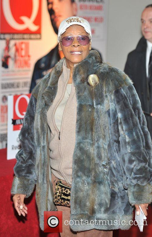 Dionne Warwick The Q Awards held at the...