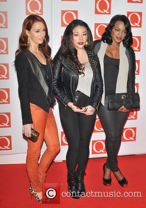 Keisha Buchanan, Siobhan Donahy, Mutya Buena and Grosvenor House 2