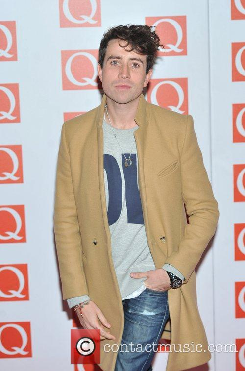 Nick Grimshaw The Q Awards held at the...