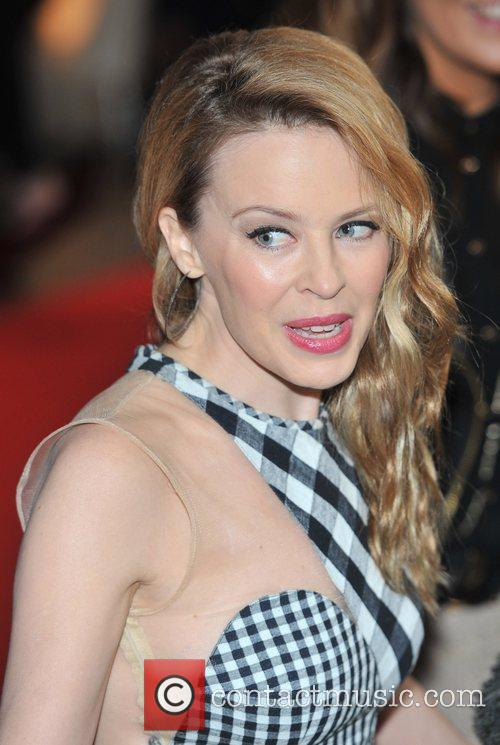 Kylie Minogue, Grosvenor House