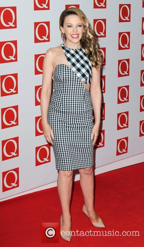 Kylie Minogue, The Q Awards